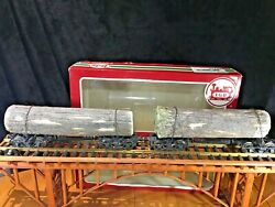 Lgb 45770 Set Of Log Disconnect Cars With Large Logs Original Box G Scale