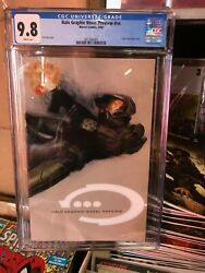 Halo Graphic Novel Preview Nn - 1st Appearance Of Master Chief - Cgc 9.8 - 2006