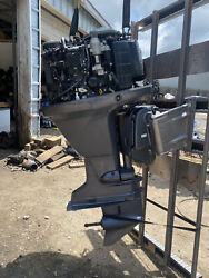Very Clean 2013 Yamaha F115 115 Hp 25 Outboard Boat Motor