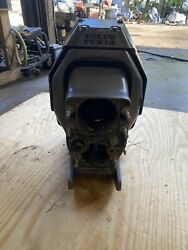 Oem Volvo Penta Complete Gimbal Assembly Freshwater Unit Sx-m D1 3857617 Clean