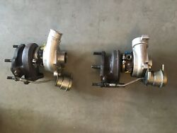 3000gt Vr4 Dodge Stealth Twin Turbos 13g