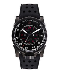 Mens Ion Plated Black Ct Scuderia Watches Dashboard Cwek00219