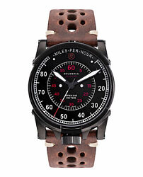 Mens Ion Plated Black Ct Scuderia Watches Dashboard Cwek00319