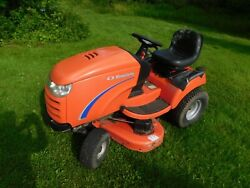 Simplicity Broadmoor 20 Hp 44 Cut Hydro Tractor ....no Shipping Local Pickup On