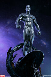 Sideshow Marvel Silver Surfer Maquette Statue Figure New Sealed