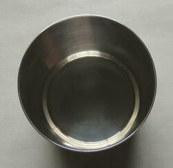 And Co Sterling Silver Serving Cup Goblet Beaker Lowball Whiskey Tumbler M