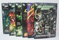 Dc Comics Blackest Night Harcover Collection