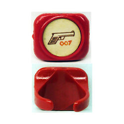 1960's James Bond 007 Gumball Prize Ring 1