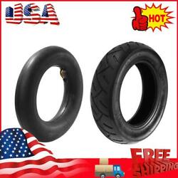 2x 10 Inch Electric Scooter Parts Inner Tube Tyres+outer Tires For Kugoo M4