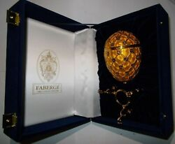 Faberge Imperial Egg Limoges France Coronation Egg Carriage Coach