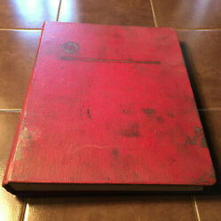 1971, Rev 1978 Bell Helicopter 47g-5a Service And Overhaul Manual