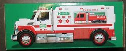 2020 Hess Truck Ambulance And Rescue New In Box