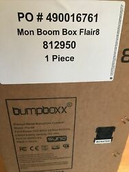 Monster Energy Special Edition Bumpbox Flare 8-new Never Been Opened