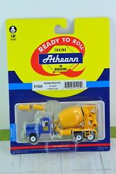 Athearn 91924 Kenworth Cement Mixer Truck Berkeley Ready Mix 187 Scale Ho