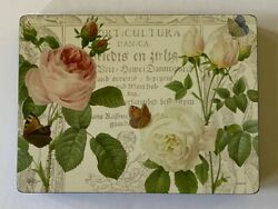 Set Of 8 Pimpernel Royal Horticultural Society Laminated Cork-backed Placemats