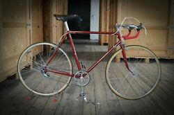 Vintage Les Ephgrave No.1 Super 531 Bicycle Gb Powell Durax Rare And Lovely Eroica