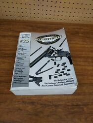 Used Numrich Gun Parts Corp 25 Firearms Parts Catalog Collector