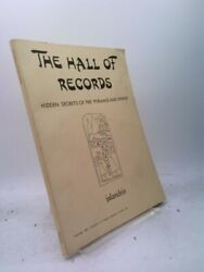 Hall Of Records Hidden Secrets Of The Pyramid And Sphinx The By Jalandris