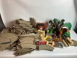Thomas The Train Trackmaster 170+piece Lot Track And Accessories.