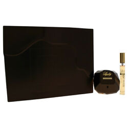 Paco Rabanne 1 Million Prive By Paco Rabanne For Women - 2 Pc Gift Set 2.7oz Edp