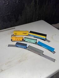 Lot Of 4 Ho Scale Freight Cars And Cabooses Bachman Landn Union Pacific Southern