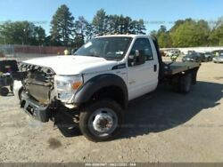 2012 Ford F550 Superduty Front Axle Assembly 4.88 Gear Ratio Cab And Chassis