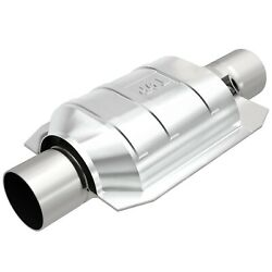 For Chevy Metro And Audi S4 Magnaflow Weld-in Carb Catalytic Converter Tcp