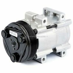 For Ford Focus 2000 2001 2002 Oem Ac Compressor And A/c Clutch Tcp