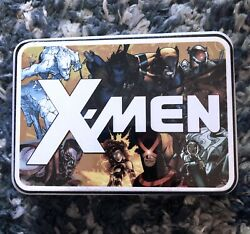 X-men Playing Cards Set - 2 Decks Special Edition Tin Marvel New / Sealed