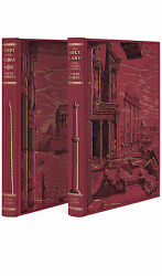 Folio Society The Holy Land And Egypt And Nubia - David Roberts 2 Vols Mint Sealed