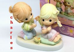 Precious Moments The Best Is Yet To Comb Members' Only Fc052 / Sisters Friends