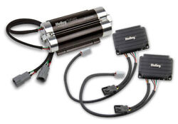 Holley Vr2 Electric Fuel Pump W/controller 130psi 12-3000-2