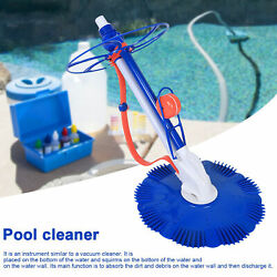 Swimming Pool Automatic Vacuum Cleaner Suction Head Pool Pond Cleaning Equipment