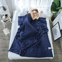2021 1 Piece Set Of Pure Cotton Heavy Blanket For Adult Blanket Top Hot