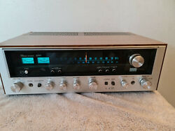 Sansui 6060 Receiver Great cosmetic and Operating Condition $549.00