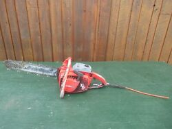 Vintage Homelite Xl12 Chainsaw Chain Saw With 16 Bar