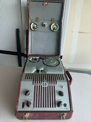 Webster Chicago Antique Wire Tape Recorder, Model 80-1