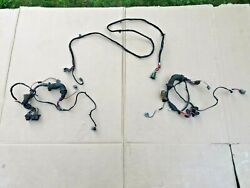 87-91 Ford F150 - Left To Right Front Door Dash Power Window Lock Wire Harness