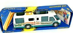 Vintage Nylint Toys Outbounder 18 Motor Home New Old Stock In Box Damaged