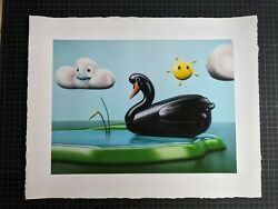 And039plastic Countryand039 By Candeacutesar Cesar Piette Moosey Art Limited Print Signed W Coa