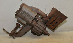 Rare German Weapons And Ammunitions Factory Reloading Machine Antique Collectible
