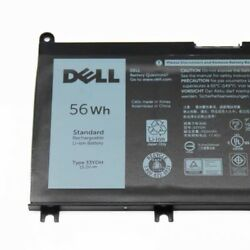56wh 33ydh Battery Compatible With Dell Latitude 3380 3480 3490 3590 451-bcdm