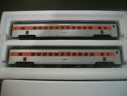 Set Of Two Mth New Haven Passenger Cars, 20-20197-b