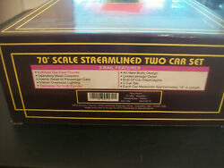 Set Of Two Mth New Haven Passenger Cars, 20-2197-c
