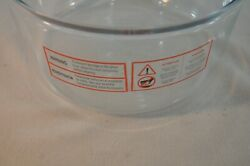 Magic Chef 3 Gallon Glass Bowl Convection Oven Replacement Glass Bowl