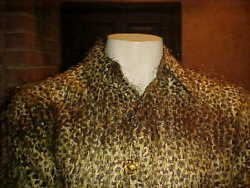 Nwt Mens Creme De Silk Semi-sheer Shirt Style Whiskers 6010 Size X-large Wow