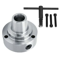 5c Collet Chuck Collet Chucks For 0.1 1.1in With Chuck Wrench For Lathe Use
