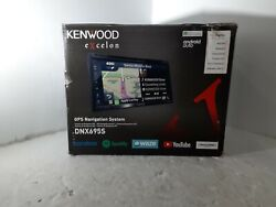 Kenwood Excelon Dnx891hd 2/din Navigation Gps Dvd Receiver Hdmi And Mml System.