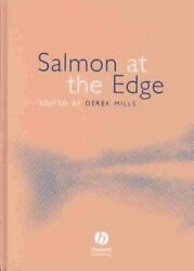 Salmon At The Edge Hardcover By Mills Derek Henry Brand New Free Shipping...