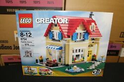 New Sealed Box Lego 6754 Creator Family Home Free Priority Mail